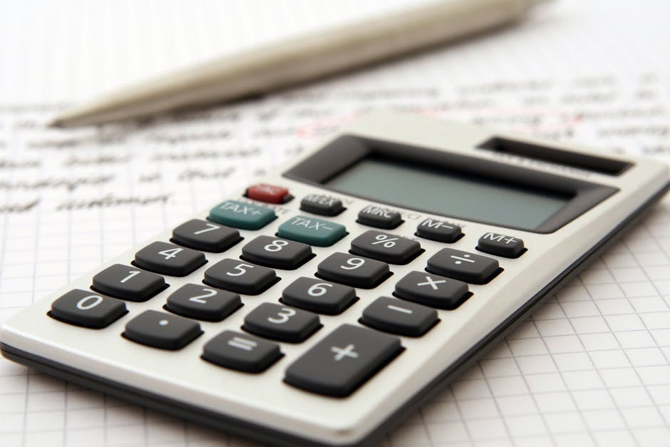 calculator for tax calculation